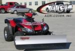 Agricover ATV Snow Plow
