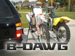 Double Aluminum Dirtbike Carrier