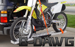Single Aluminum Dirtbike Carrier
