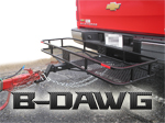 St. Bernard Towing Cargo Carrier