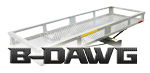 Wolf Towing Aluminum Cargo Carrier