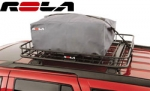 Car Top Rolling Duffle Bag