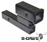 "Class III Hitch Riser (fits 2"" receivers)"